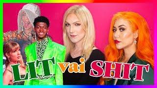 ARVOSTELLAAN AMA 2019 -ASUJA feat. Britney Sumell ✨ LIT VAI SHIT