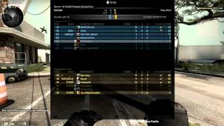 Counter-Strike: Global Offensive gameplay