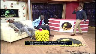 Karis, Butita, Long John, Prince Brian & Mathew Kinuthia On Chipukeezy Show (Full Eps)