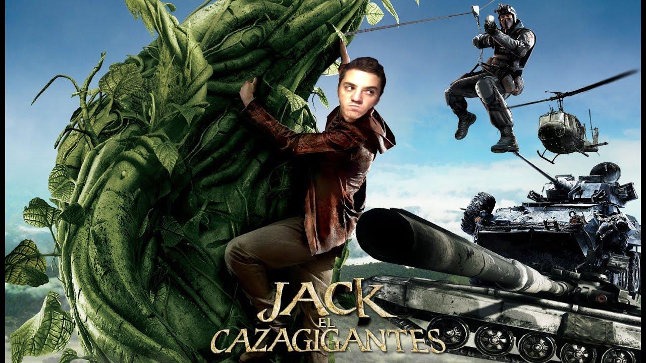 Battlefild 4 epic jack el caza gigantes 2 youtube for Cama gigantes