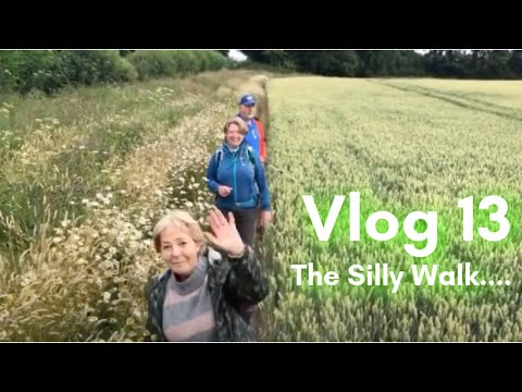 VLOG 13 THE FUNNY WALK LAMPORT LOOP