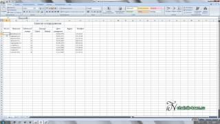 Excel: от простого к сложному Урок 3, последовательность чисел