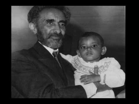 Haile Selassie War Speech