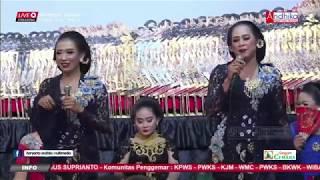 FULL NGAKAK. Mimin Apri Alias Sukimin Panut & Eka Uget2 Hebohkan Ibu Kota di HWN. Feat Ki Mulyono PW