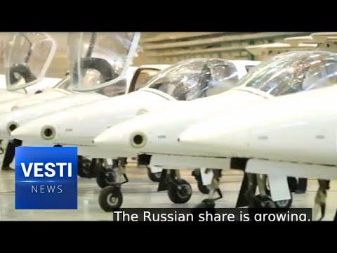 Russia's Industrial Heartland: Ural Mountain Factory Belt Sports Best Manufacturing Tech in World!