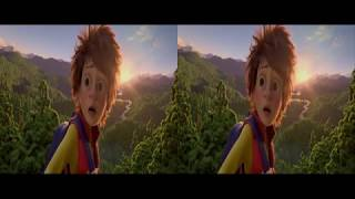 Бигфут младший. Русский трейлер (1) 3D 2K
