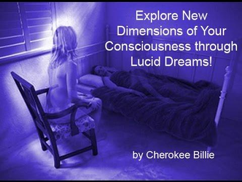 Explore Dimensions of Consciousness through Lucid Dreams