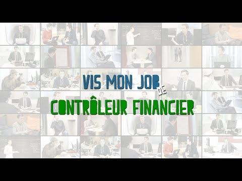 Vis mon job de Contrôleur Financier
