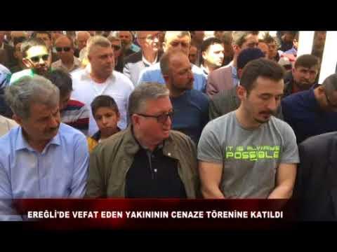 1  Ordu Komutanı Musa Avsever Ereğli'de Cenazeye Katıldı