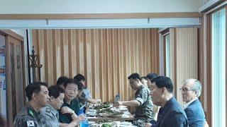 #동구재향군인회장단#11개동동대장:간담회 #호걸이삿짐센…
