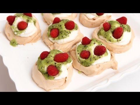Mini Pavlova Recipe - Laura Vitale - Laura in the Kitchen Episode 778