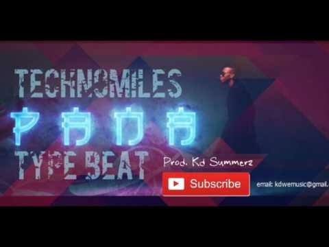 Tekno - Pana Type Beat Prod. Kd Summerz