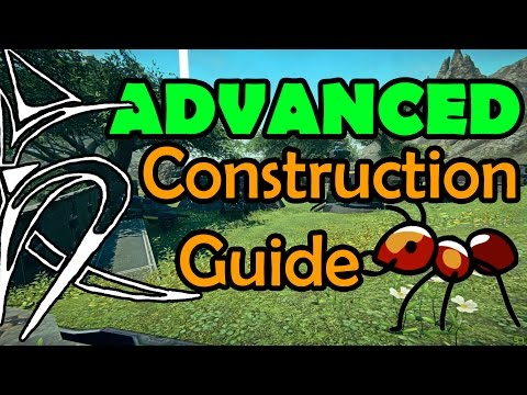 Advanced construction system guide [Planetside 2]