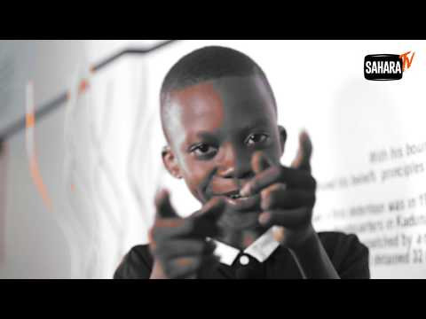 """Child Rap Genius """"Megabyte"""" Proves He Can Test His Mettle With Any Rapper In Nigeria"""