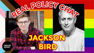 @Jackson Bird Interviews YouTube VP about LGBTQ+ Issues- From Monetization to Hate/Harassment