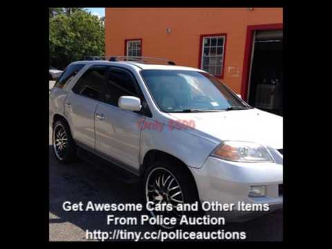 police auctions bay area