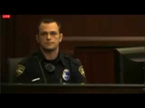 Michael Dunn Trial Day Two First Witness Officer Robert Holmes