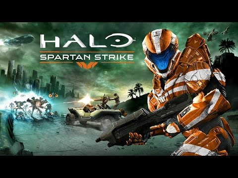 Halo: Spartan Strike - IOS / Android / Windows Phone - HD Gameplay Trailer