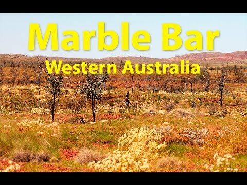 Finding Gold In Marble Bar WA