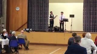 ye banks and braes (rabbie burns song) vocal and caramel baritone ukulele