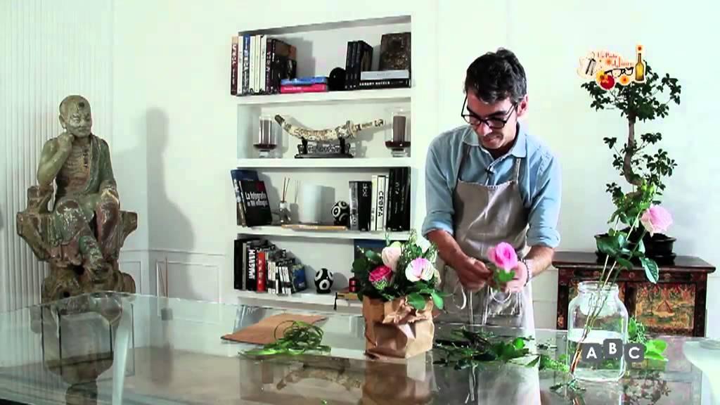 Abc un posto al fiore sacchetto provenzale youtube - Come curare un orchidea in casa ...