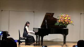 2016年11月 第2回ピアノ発表会 講師演奏.