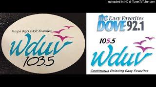The Dove 103.5 WDUV - Tampa, FL - April 1999 - Jack Harris