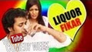 Funniest Heatbreak Song  | Liquor Fikar - Gaurav Dagaonkar - bindass Musick
