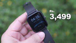Amazfit Bip U review - better display with lower battery life up to 9 days