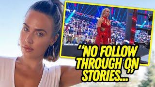 CJ Perry FKA Lana Shoots On WWE Creative Pro Wrestling News