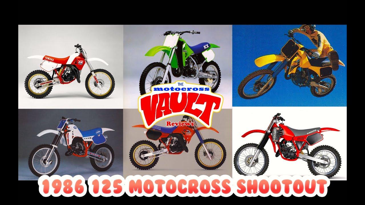 1986 125 Motocross Shootout