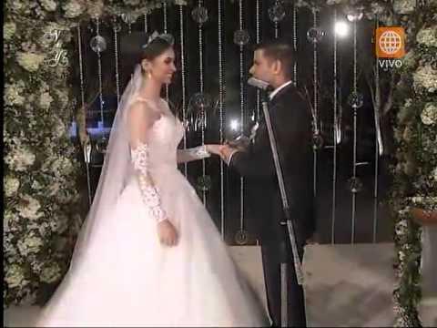 La boda de Yaco Eskenazi y Natalie Vértiz