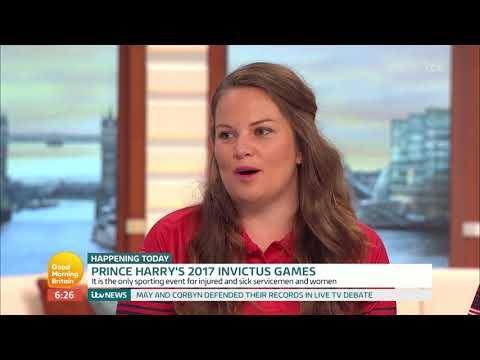 Prince Harry's 2017 Invictus Games | Good Morning Britain