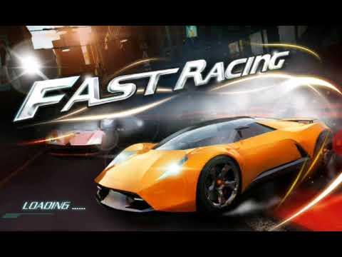 Прохождение игры быстрые гонки 3D 1#