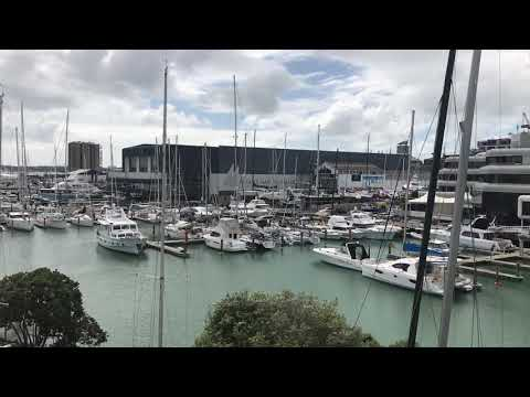 Westhaven, Auckland, New Zealand