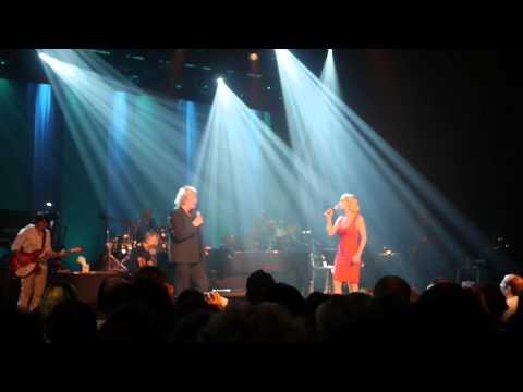 Duo avec Sandrine Bonnaire