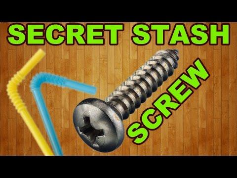 secret stash box how to open