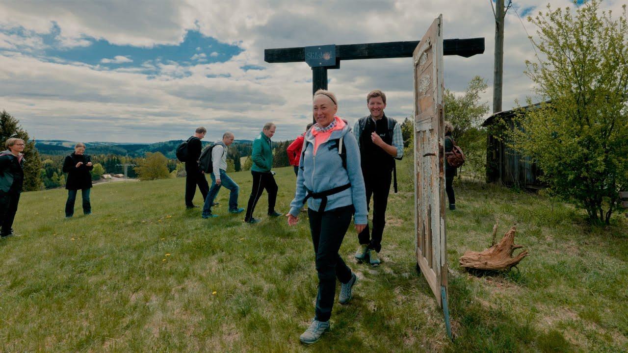 LIVER-DETOX, Saftfasten & Wandern bei uns im Thüringer Wald 🌳