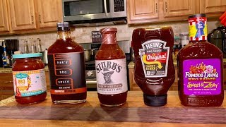 Battle Of The BBQ Sauces 2