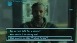 Fallout 3 Walkthrough - Waters of Life - Fixing the Purifier
