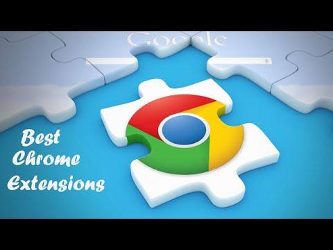 Best Google Chrome Extensions 2015