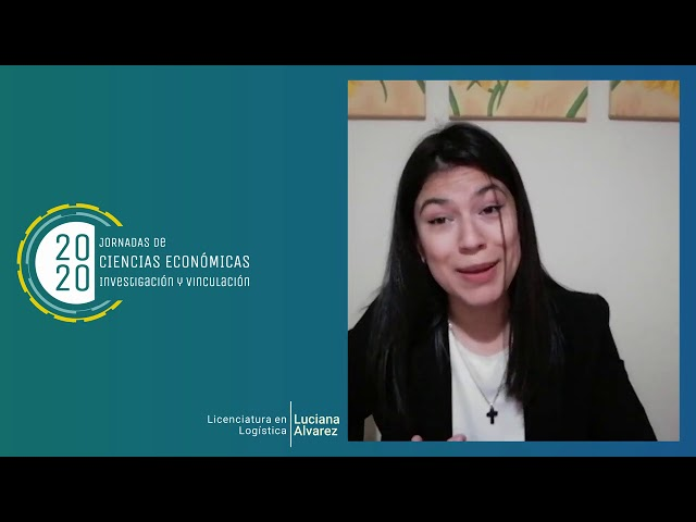 Egresados FCE - Luciana Alvarez
