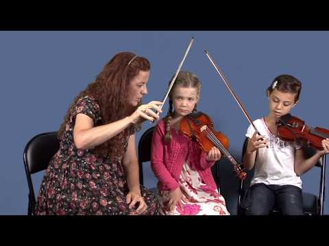 INTRO TO THE VIOLIN by Children's Music Workshop