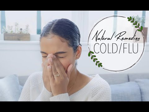 Cold/Flu Natural Solutions