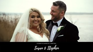 Stephen & Susan Highlight Film | Ferrcarrig Hotel