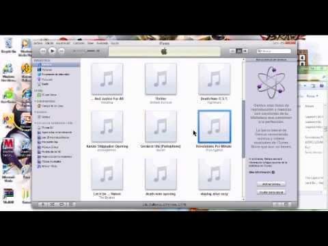 Tutorial convertir Formatos de Musica a AAC