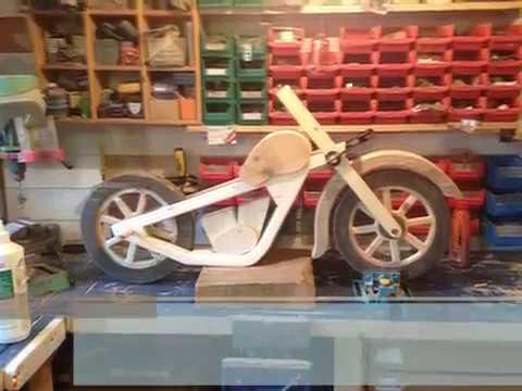 MotorCycle Rocker Part 1