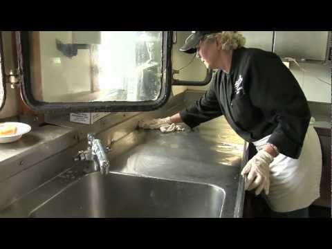 Maritime Training: Galley Safety: Health & Hazards