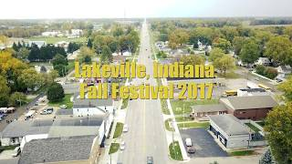 Lakeville, Indiana Fall Festival 2017