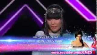 Dami Im - Week 9 - Live Show 9 - The X Factor Australia 2013 Top 4 - Song 1